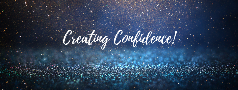 Creating Confidence! FB cover